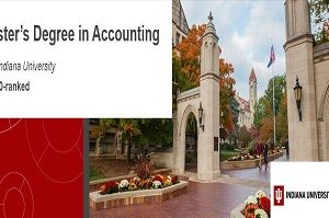 Master's Degree in Accounting