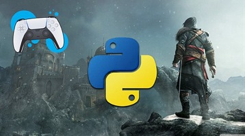 The-Complete-Python-Game-Development-Course-for-2021